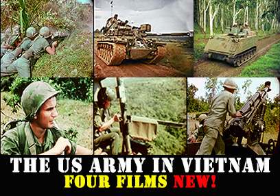 The US Army in Vietnam DVD